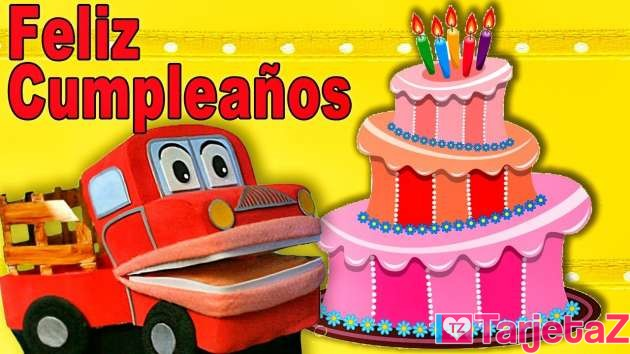 carritos feliz cumple