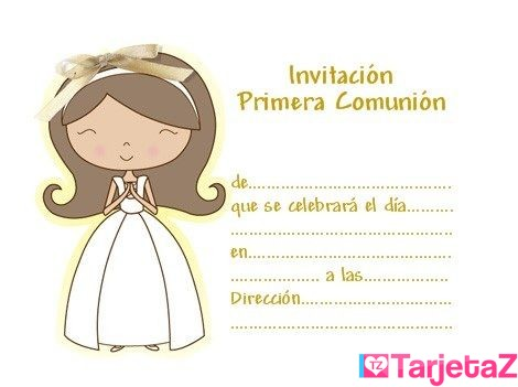 invitaciones-comunion-imprimir-gratis-nina-rosa