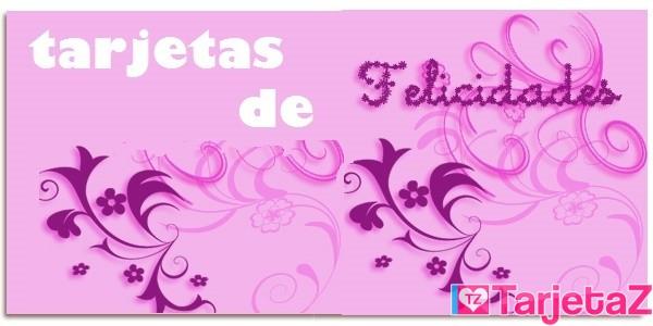 portada tarjetas de felicidades