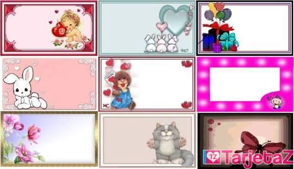 patrones para tarjetas de presentacion