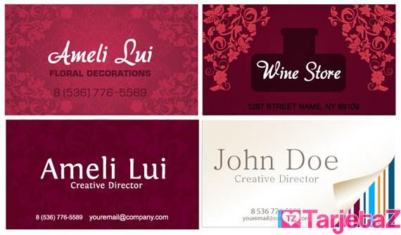 tarjetas-personales creativas