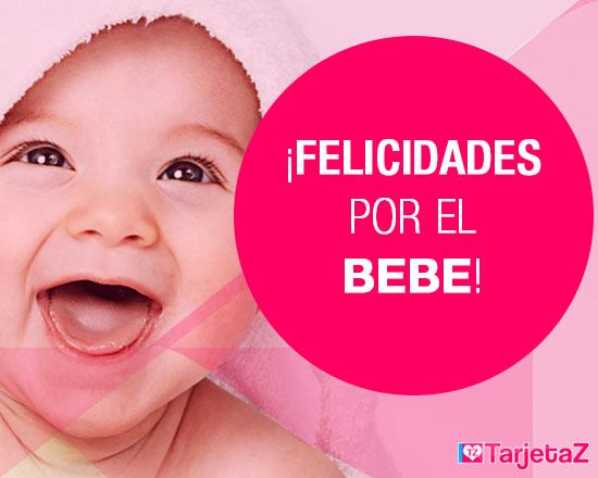 tarjetas gratis de bebe