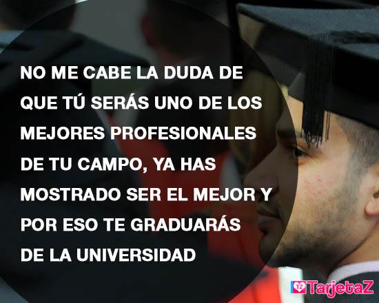 frases de graduacion