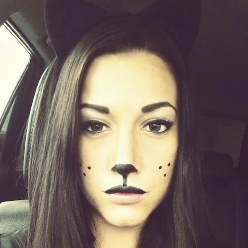 los mejores maquillaje para halloween maquillaje de halloween maquillaje halloween para compartir con tus - Como Maquillarse En Halloween