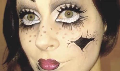 Pin cara de bruja on pinterest - Como pintar la cara de nina de bruja ...