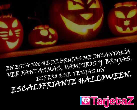 Las mejores tarjetas para halloween, postales para halloween, imagenes para halloween para compartir con tus seres queridos. Encontralas gratis en http://www.Tarjetaz.com