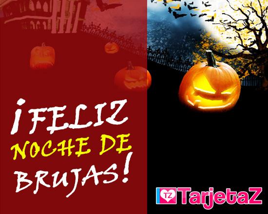 Las mejores tarjetas de halloween, postales para halloween, imagenes para halloween para compartir con tus seres queridos. Encontralas gratis en http://www.Tarjetaz.com