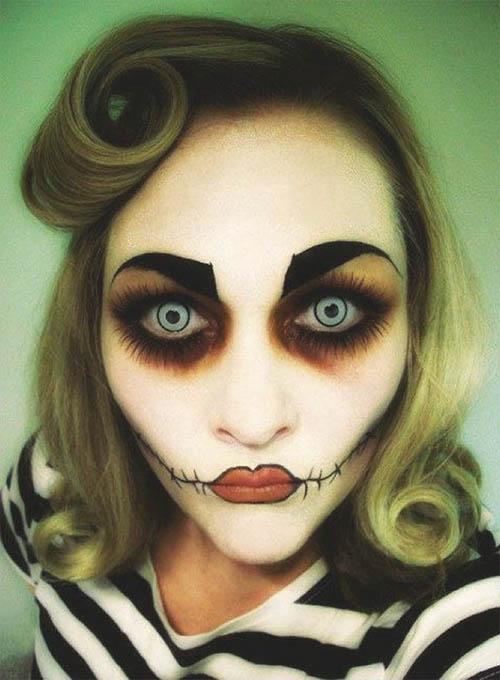 heridas falsas para halloween