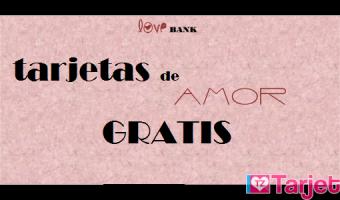 Tarjetas de amor gratis