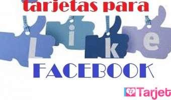 Tarjetas para Facebook