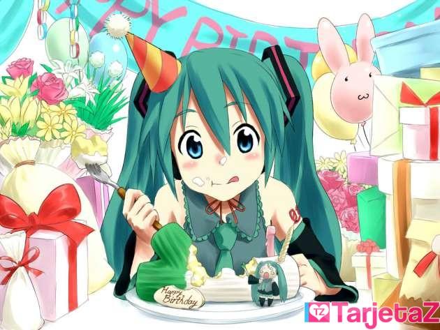 imagenes de cumpleaños anime