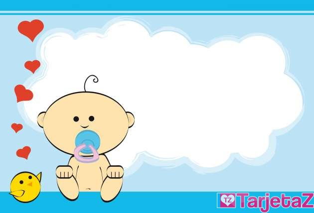 invitaciones para baby }shower