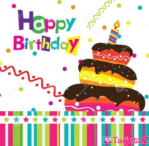 tarjeta-del-feliz-cumpleaños-del-vector-28486471