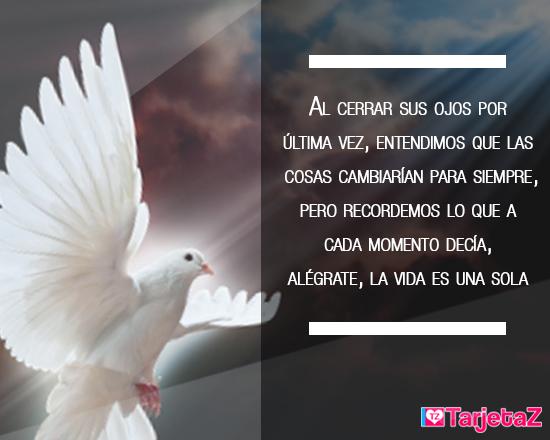 Tarjetas De Condolencias 157 Tarjetas De Pésame Tarjetaz