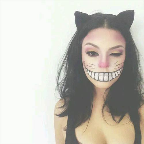 maquillaje de brujas