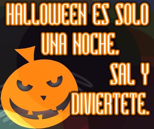 Halloween dibujos