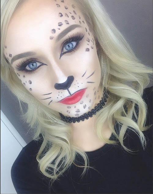 calabaza maquillaje halloween