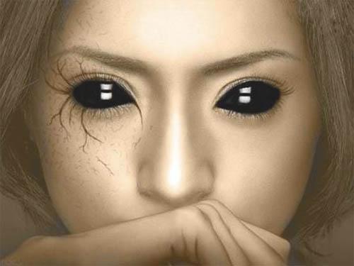 ejemplos de maquillaje de halloween