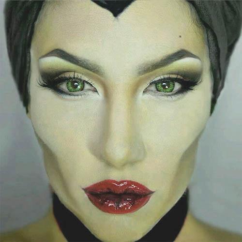 Maquillaje de niños halloween