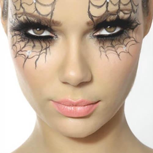 pinturas para la cara de halloween
