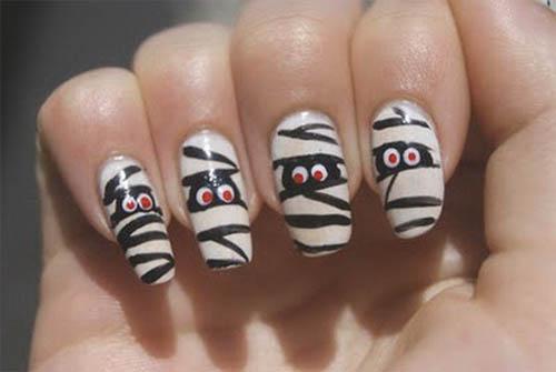 Uñas de momia